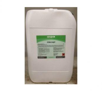Intercep x 1 Litro (Cuaternato de Amonio + Glutaraldehido)