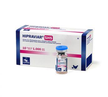 Hipraviar SHS x 1000 Dosis x 10 Un.