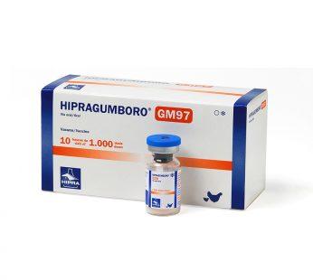 Hipragumboro GM97 x 1000 Dosis x 10 un.