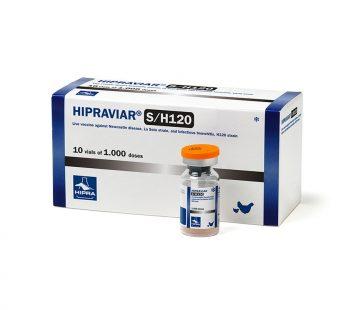 Hipraviar-S/H120 2500 Dosis x 10 un.
