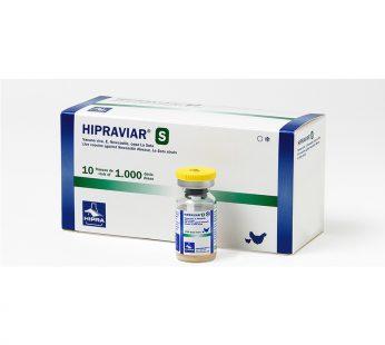 Hipraviar-S 5000 Dosis x 10 un.