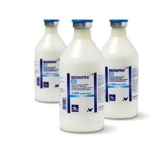 BRONIPRA-ND x 1000 Dosis
