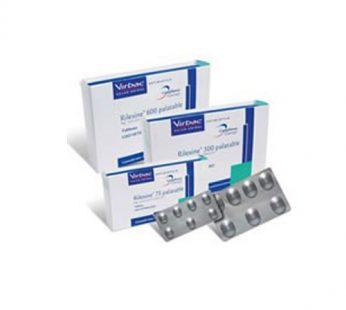 Rilexine® 75 Palatable x 14 tabletas