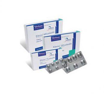 Rilexine® 600 Palatable x 14 tabletas