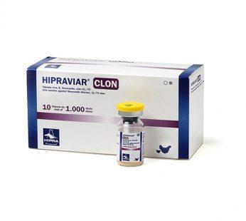 Hipraviar Clon x 1000 Dosis x 10 un.